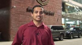 The BBC's Anbarasan Ethirajan