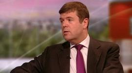 Care Services Minister Paul Burstow