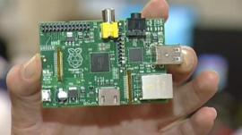 The Raspberry Pi