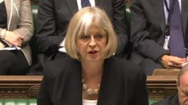 Theresa May MP