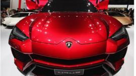 Beijing motor show