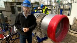 David Shukman and Skylon engine cooling