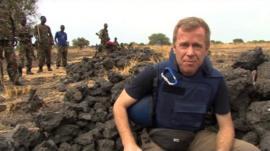 Andrew Harding, Africa Correspondent