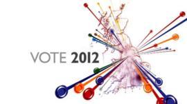 UK election graphic