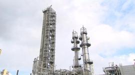 Norwegian carbon capture plant