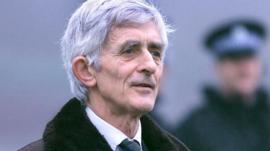 Dr Jim Swire, father of Lockerbie victim