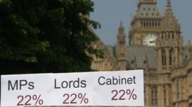 Parliament graphic