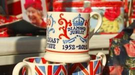 Jubilee merchandise
