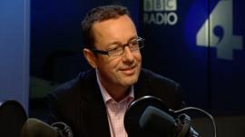 Richard Evans, president of PepsiCo UK and Ireland