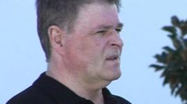 Bali bombing survivor, Peter