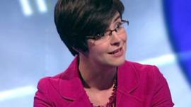 Treasury Minister Chloe Smith