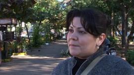A Paraguayan resident