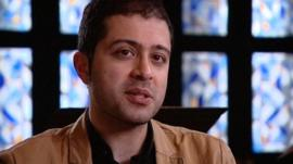 Tehran-born harpsichordist Mahan Esfahani