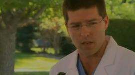 Dr James Denton, Trauma Medical Director at Medical Centre of Aurora