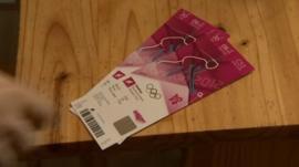 London Olympics 2012 tickets