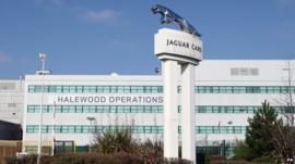 Halewood plant