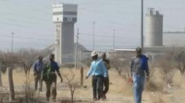 Some miners are returning to work, say Lonmin