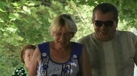 People in Rusinovo