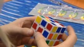 Rubik cube championships