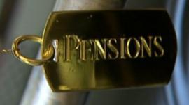 Pensions tag