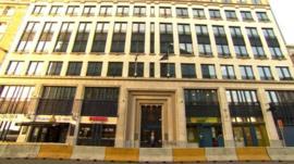 UKREP base in Brussels