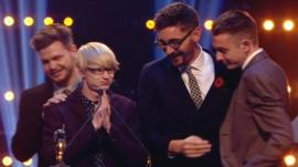 Alt-J claim their Mercury prize
