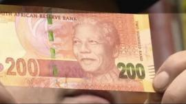 Mandela bank note