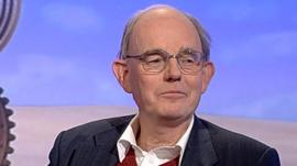 Former MP Chris Mullin