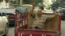 Gaza resident