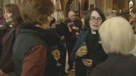 Celebration in Chelmsford Cathedral
