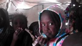 Child in Mali