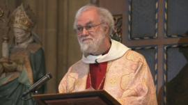 The Most Reverend Rowan Williams