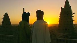 Mali sunrise