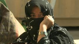 Afghan prisoner