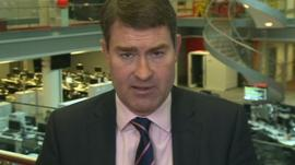 Treasury Minister David Gauke