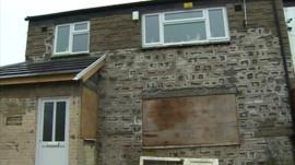 Empty house in Rhondda Cynon Taf