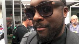 Musician-turned-tech entrepreneur will.i.am was at CES 2013 to launch his own range of iPhone accessories