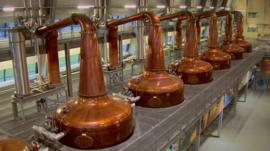 whisky distillers