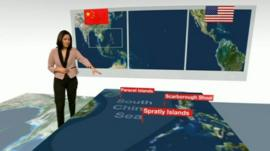 BBC World New virtual studio