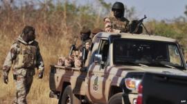 Malian National Guards