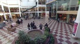 The Whitgift shopping centre