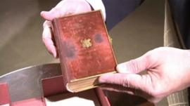 President Abraham Lincoln's Bible