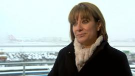 Emma Gilthorpe, Executive Director Heathrow Airport