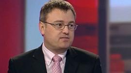 Rob Anthony, Associate Head Teacher of the Hewitt School in Norwich