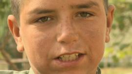 The 12-year-old boy the Taliban tried to recruit