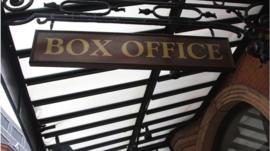 Theatre box office