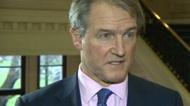 Environment Secretary Owen Paterson