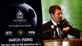 Ralf Mutschke, FIFA Director of Security