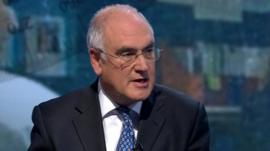 Sir Michael Wilshaw, Chief Inspector of Schools in England