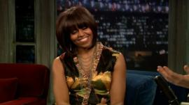 Michelle Obama on Jimmy Fallon